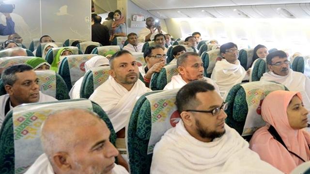 Hajj flights start from July 14