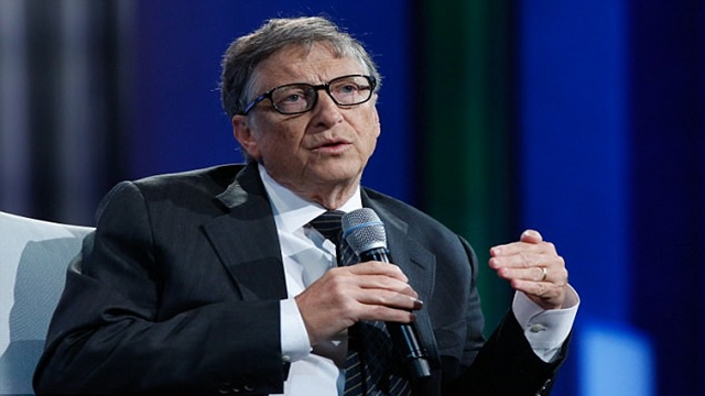 World heading toward another financial depression: Bill Gates