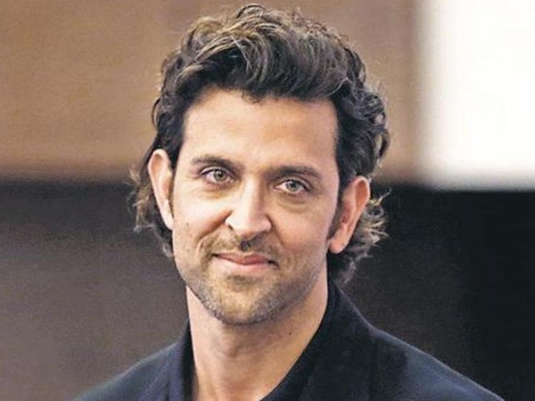 Hrithik Roshan rated most handsome man in world