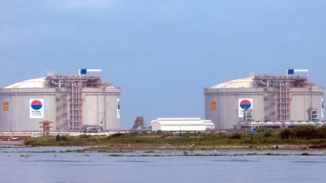 LNG import delays as infrastructure not ready yet