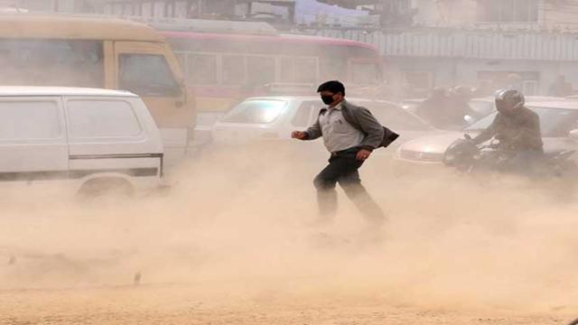 Dhaka's air quality remains unhealthy