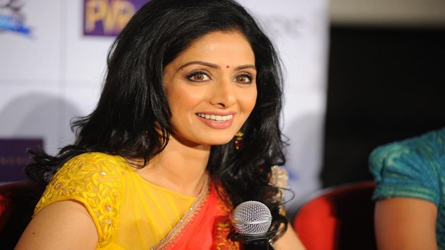 Legendary Bollywood 'Diva' Sridevi dies
